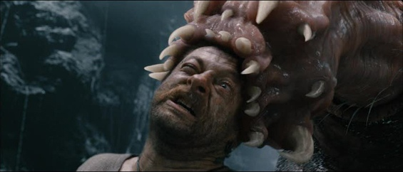 2005 spider pit scene andy serkis