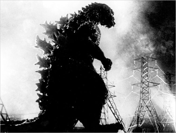 godzilla electrical towers