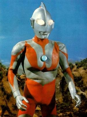Thankfully, Frankenstein did not sprout Ultraman-style boobs.