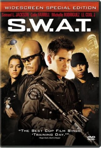 Just looking at the box for SWAT somehow makes me sleepy and annoyed at the same time.