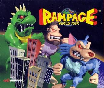 And just like the video game, The Giant Claw's rampage is a couple minutes' worth of fun.