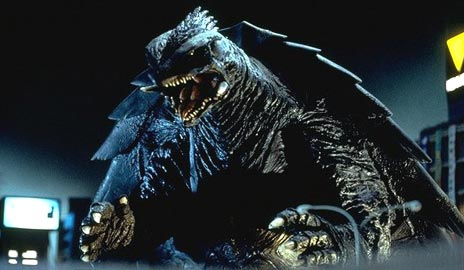 Gamera's pretty salty the next time we see him.