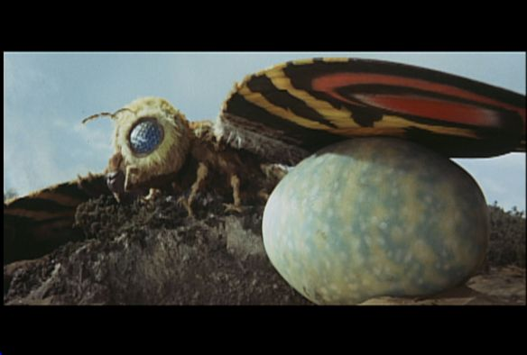 Mothra: inspiration to single mothers everywhere.