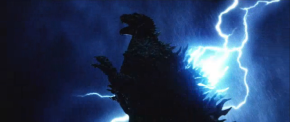 Godzilla: lightning flip-flopper