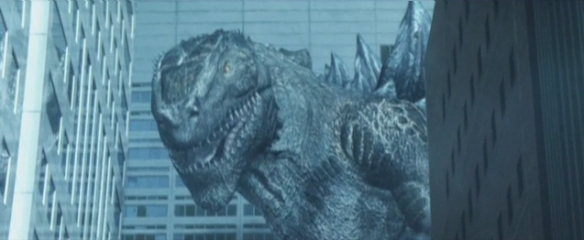 And sadly, Zilla in Godzilla Final Wars seems to be the only kaiju that's given enough of a shit to visit our Aussie friends.