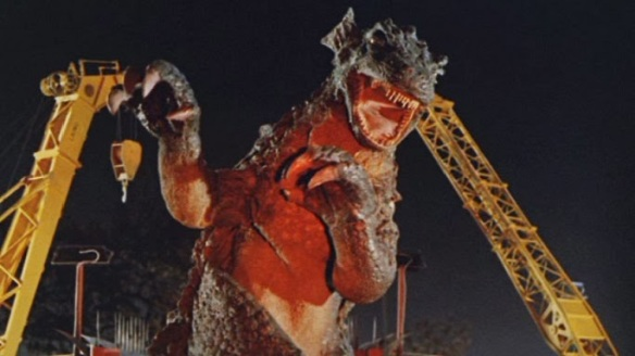 I don't have a stupid remark for this one. Gorgo isn't a perfect movie, but when it hits, it strikes gold.