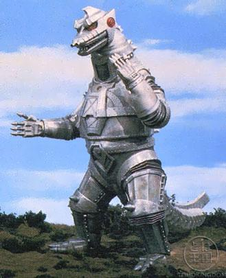 A world without Mechagodzilla simply isn't a world worth living in.