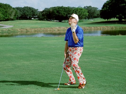 Caddyshack is the only sports movie I care about, so I'm left wondering who is Pacific Rim's Rodney Dangerfield equivalent.