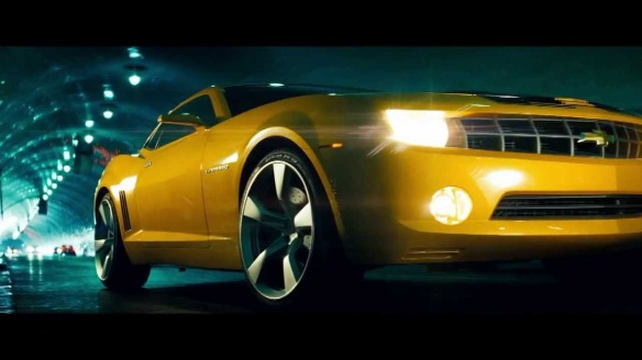 Car commercial aesthetics? Chevrolet™, GM®, and Michael Bay© have no idea what you're talking about.