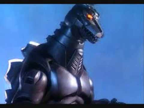 Don't be sad Mechagodzilla, nobody can compete with pterodactyl scooteromance.