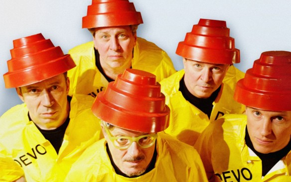 Devo definitely didn't forget, because they covered the damn thing.