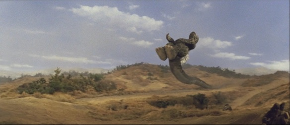 Topped only by the gritty realism of Godzilla vs. Megalon.