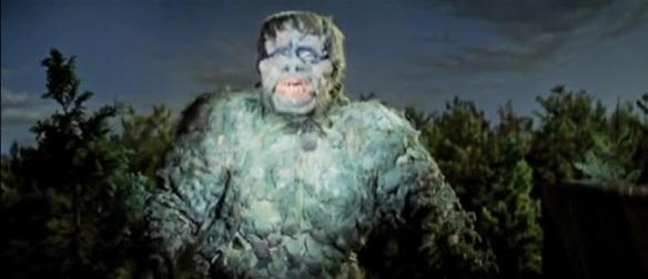 It's weird feeling (momentary) pity for a gigantic flesh-eating monster.