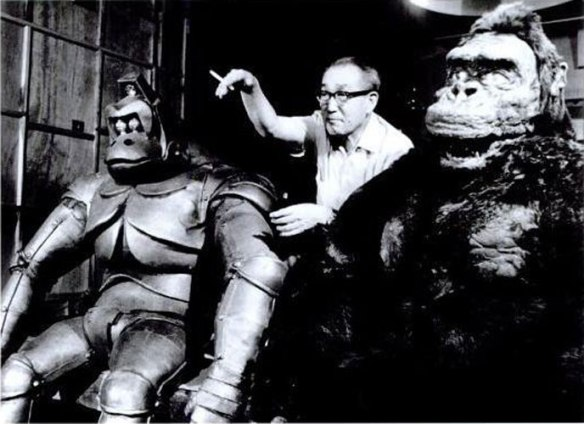 Unfortunately for homeowners in Tokyo, it is unlikely that Kong and MK will just chill and meet Eiji Tsuburaya for drinks somewhere.