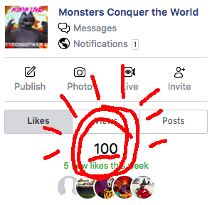 Kaijuly 100!